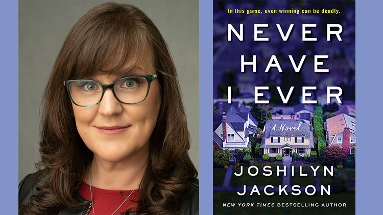 Authors at Your Library: Joshilyn Jackson
