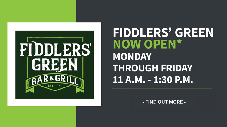 Fiddlers' Green Reopens