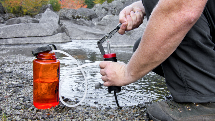 Backcountry Survival Skills - Water Filtering / Purification