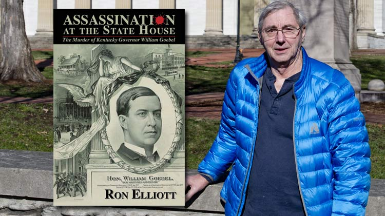 Authors At Your Library: Ron Elliott