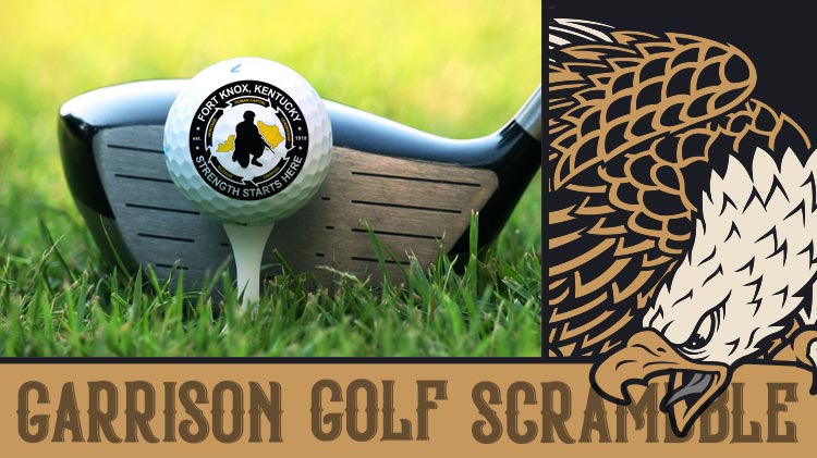 Ft. Knox Garrison Golf Scramble