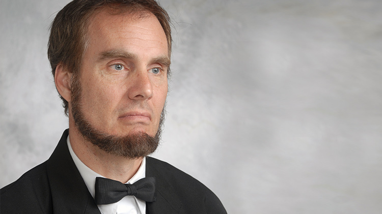 Living History at Your Library: Abraham Lincoln