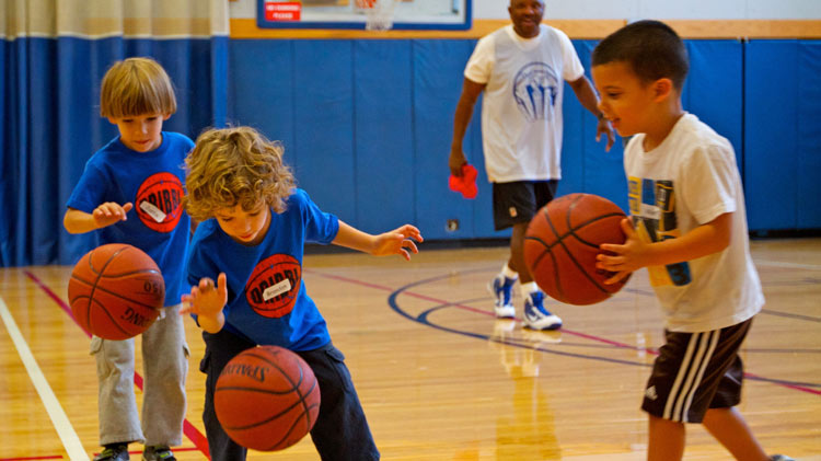 Mini Sports: Basketball