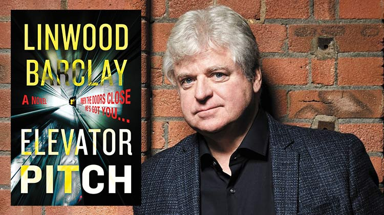 Authors at Your Library: Linwood Barclay