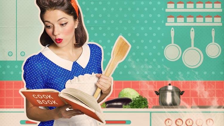 Cookbook Share
