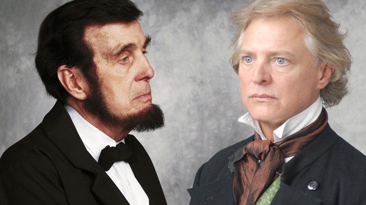 Living History: Abraham Lincoln and Jefferson Davis