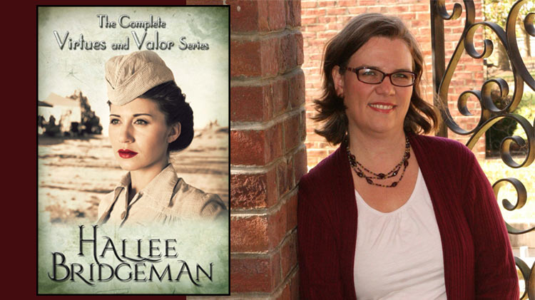 Authors at Your Library: Hallee Bridgeman