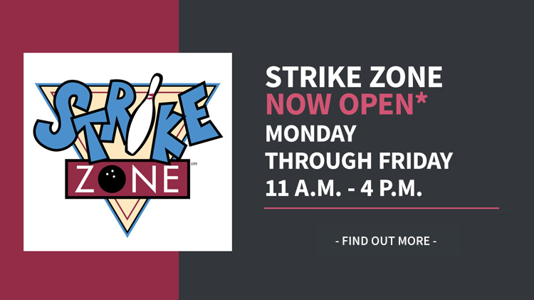 Strike Zone Reopens