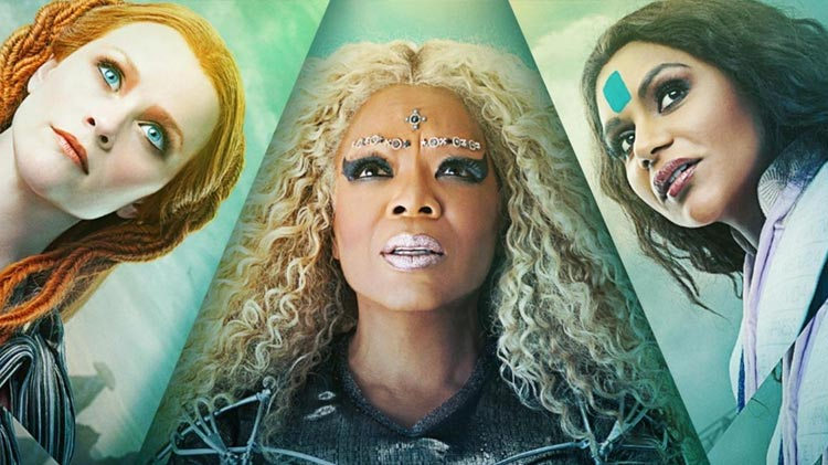 Movie Monday: A Wrinkle In Time