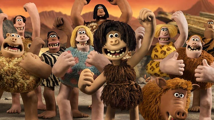 Movie Monday: Early Man