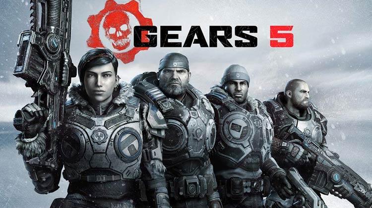 Gears of War 5 Torunament