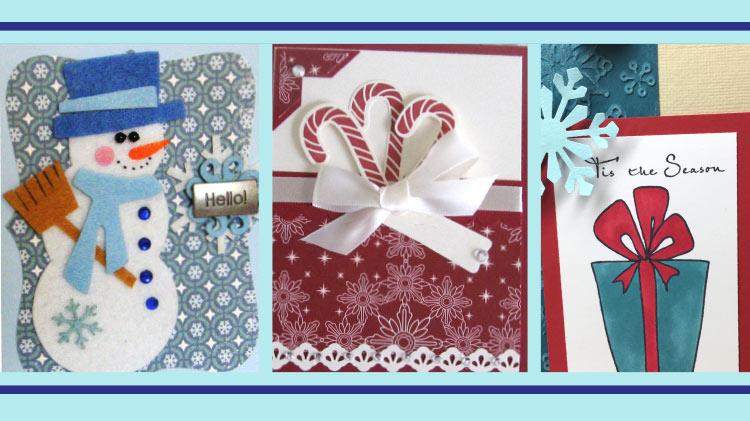 Holiday Card Making