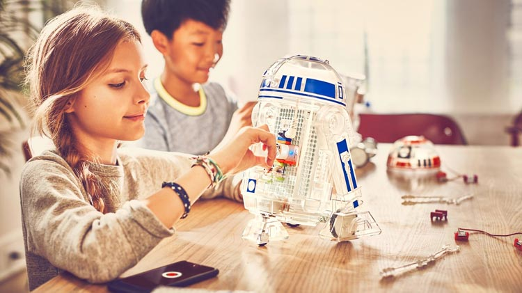 Build the Droid You're Looking For